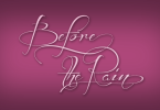 Before The Rain [2 Fonts] | The Fonts Master