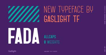Fada [8 Fonts] | The Fonts Master