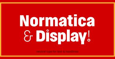 Normatica Super Family [24 Fonts]