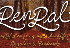 Penpal [4 Fonts] | The Fonts Master