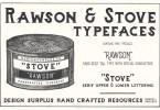 Rawson &Amp; Stove [2 Fonts] | The Fonts Master