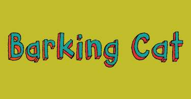 Barking Cat [4 Fonts] | The Fonts Master