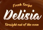 Delisia [1 Font] | The Fonts Master