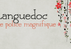 Languedoc [2 Fonts] | The Fonts Master