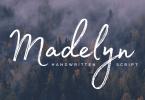 Madelyn Script [4 Fonts] | The Fonts Master