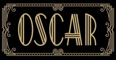 Oscar [1 Font] | The Fonts Master