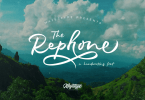 Rephone [3 Fonts] | The Fonts Master