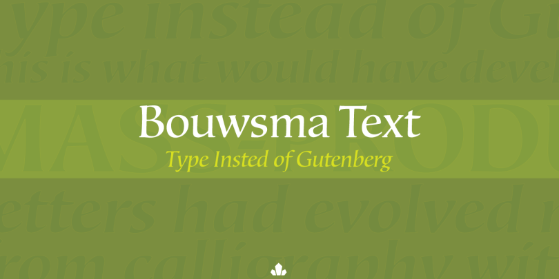 Bouwsma Text [8 Fonts]   The Fonts Master