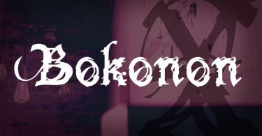 Bokonon [1 Font] | The Fonts Master