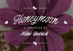 Honeymoon [4 Fonts] | The Fonts Master