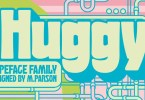 Huggy [2 Fonts] | The Fonts Master