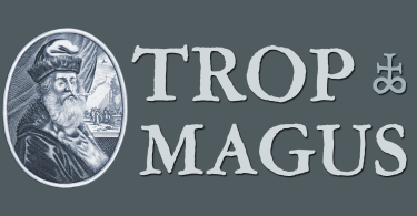 Trop Magus [1 Font] | The Fonts Master