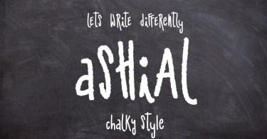 Ashial [2 Fonts]   The Fonts Master