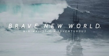 Brave New World [1 Font] | The Fonts Master