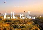 Alinkha Bothine [1 Font] | The Fonts Master