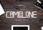 Camelone [4 Fonts] | The Fonts Master
