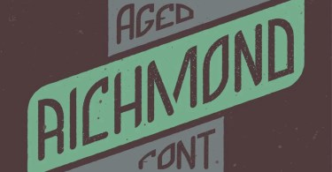 Richmond [6 Fonts] | The Fonts Master