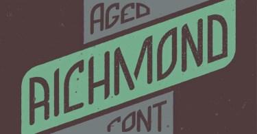 Richmond [6 Fonts]