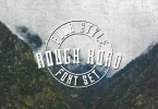 Rough Road [4 Fonts] | The Fonts Master