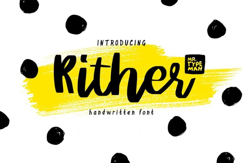 Rither [1 Font]