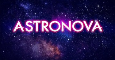 Astronova [2 Fonts] | The Fonts Master