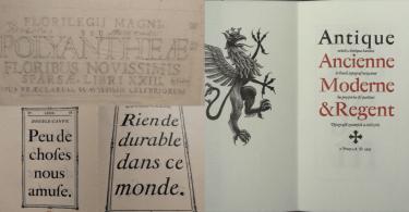 Antique [6 Fonts] | The Fonts Master