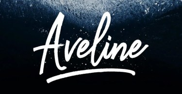 Aveline Script [3 Fonts] | The Fonts Master