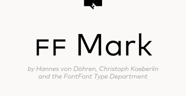 Ff Mark Pro Super Family [20 Fonts] | The Fonts Master