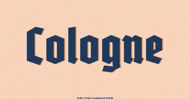 Deutschmeister [1 Font]