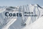Coats Black &Amp; Coats Black Italic [2 Fonts] | The Fonts Master