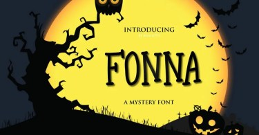 Fonna [1 Font] | The Fonts Master