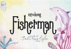 Fisherman Font Duo [2 Fonts] | The Fonts Master