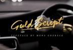 Guld Script [1 Font] | The Fonts Master