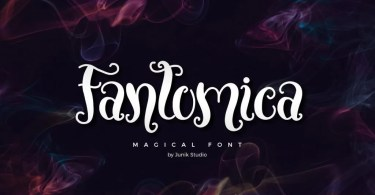 Fantomica [2 Fonts] | The Fonts Master