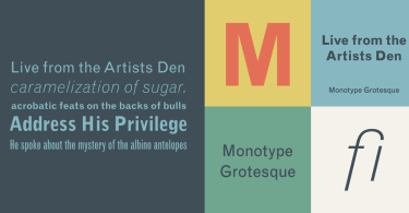 Monotype Grotesque Super Family [22 Fonts] | The Fonts Master