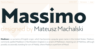 Massimo Super Family [14 Fonts] | The Fonts Master