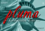 Pluma [1 Font] | The Fonts Master