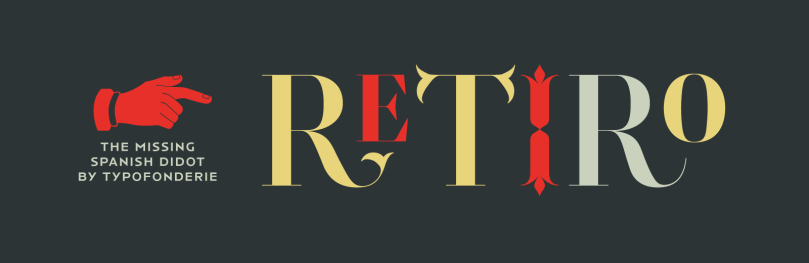 Retiro Super Family [5 Fonts]