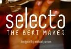 Selecta [4 Fonts] | The Fonts Master