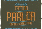 Tattoo Parlor [6 Fonts] | The Fonts Master