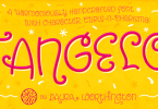 Tangelo [2 Fonts] | The Fonts Master