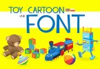 Toy Cartoon [1 Font] | The Fonts Master