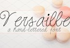 Versaille [1 Font] | The Fonts Master