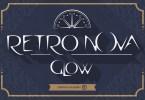 Retro Nova [1 Font] | The Fonts Master