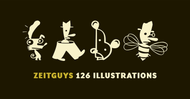 Zeitguys [2 Fonts] | The Fonts Master