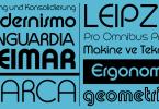 Arthaus [6 Fonts] | The Fonts Master