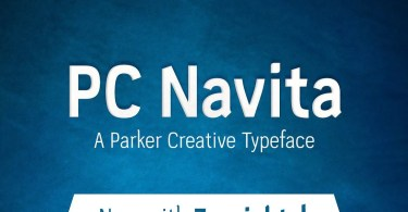 Pc Navita [6 Fonts] | The Fonts Master