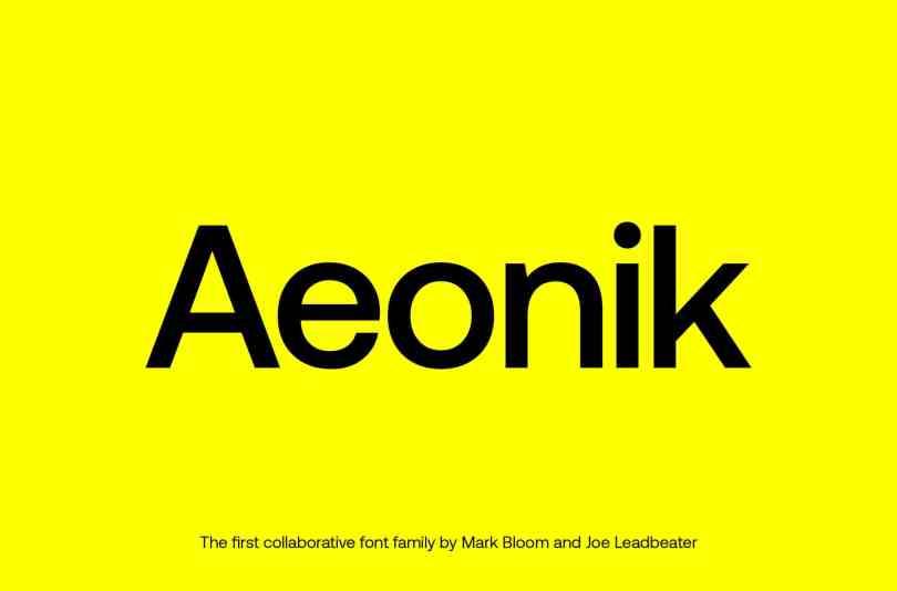 Aeonik Super Family [14 Fonts] | The Fonts Master
