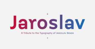 Jaroslav Super Family [10 Fonts] | The Fonts Master