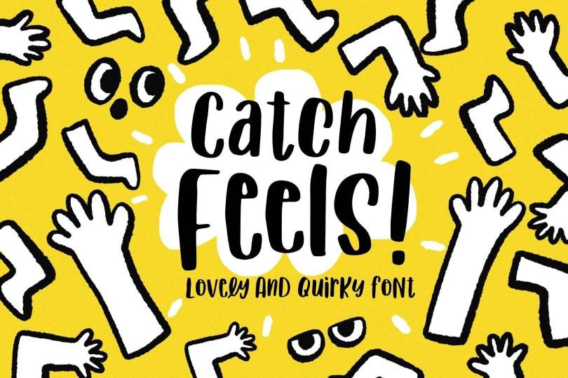 Catch Feels [1 Font]